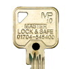 Keys for MP10 Locks with BG MK1 Prefix