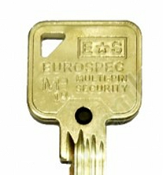 Keys for MP10 Locks with BG MK1 Prefix