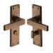 M Marcus Rustic Bronze Handles and Accessories