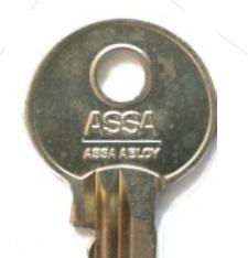 Keys for Assa Ruko