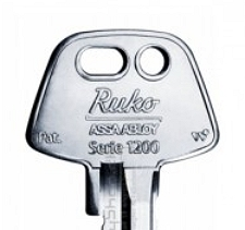 Keys for Assa Ruko 1200 Series