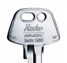 Keys for Assa Ruko 1200 Series