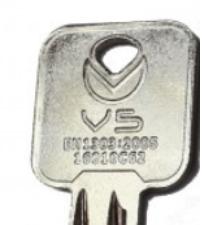 Keys for Vier V5 MK1/SS Prefix