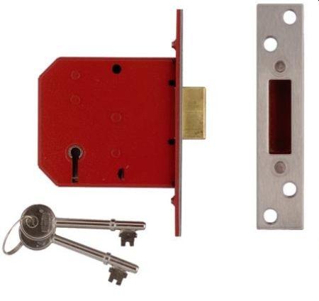 UNION 2101 5 Lever Dead Lock