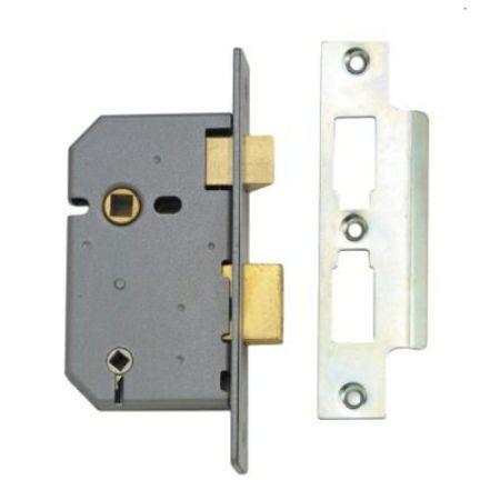 Union 2226 - 3 Lever Bathroom Lock