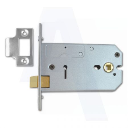 UNION 26773 Horizontal Mortice Latch 127mm