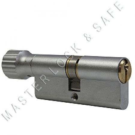 Assa Flexcore Euro Profile Cylinder and Turn