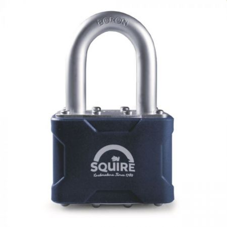 Squire 39 Long Shackle Padlock 1.5