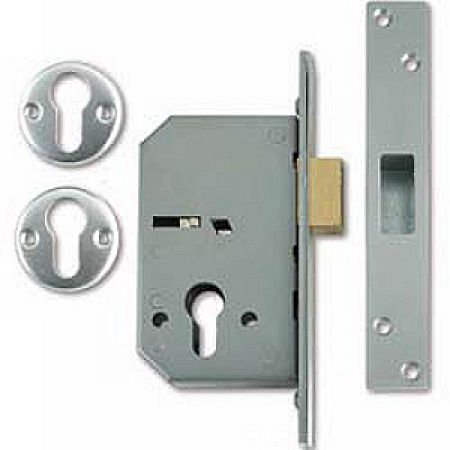 Union 3C10 - Euro Profile Cylinder Mortice Deadlock (case only)