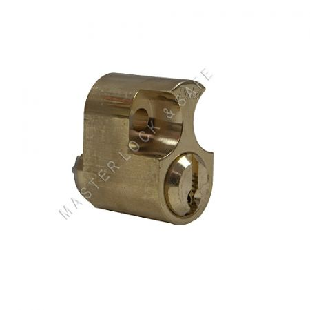 Assa Flexcore Scandinavian Oval Single Cylinder (Inside)