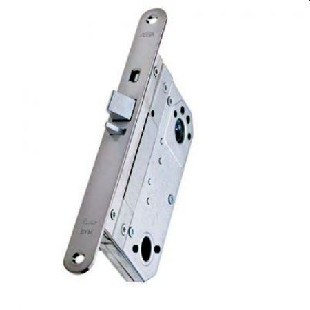 Assa 8764 Light Sprung Nightlatch with Key Lockback