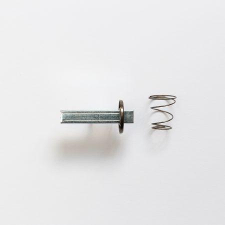 Assa 43mm Split Spindle c/w Spring