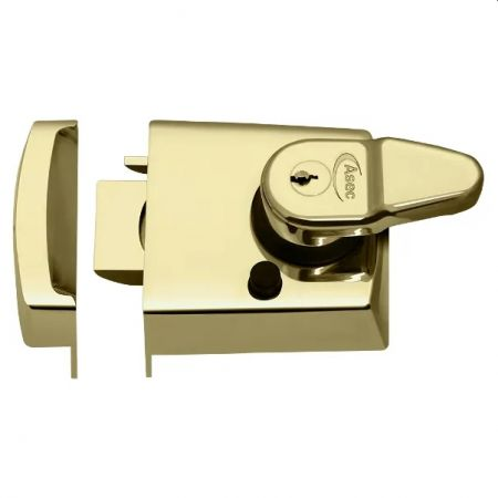ASEC Kite 60mm BS Auto Deadlocking Nightlatch