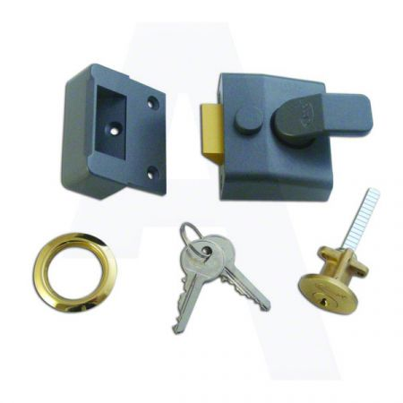 ASEC AS14 40mm Non-Deadlocking Nightlatch