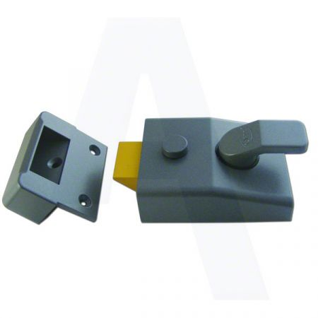 ASEC AS18 60mm Non-Deadlocking Nightlatch