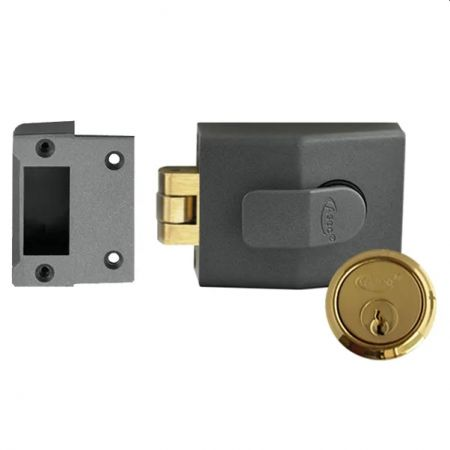 ASEC 60mm Rollerbolt Nightlatch