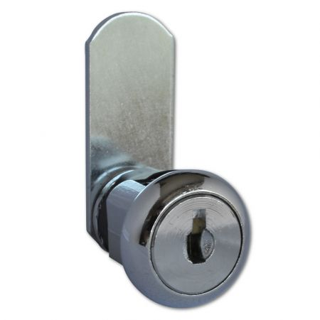 ASEC Round KD Snap Fit Camlock 180º