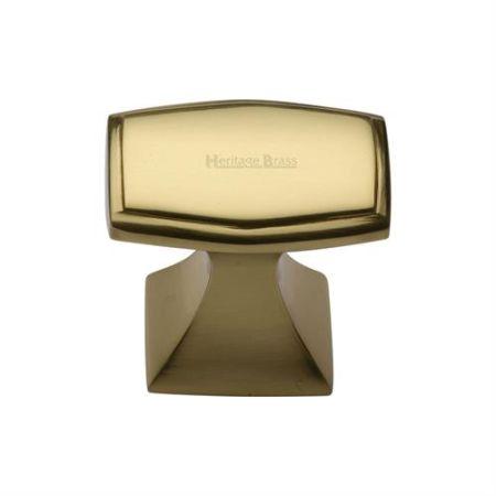 Heritage Brass Cabinet Knob C0333 Polished Brass