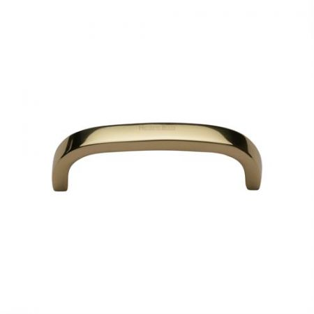 Heritage Brass Cabinet Pull C1800 Polished Brass