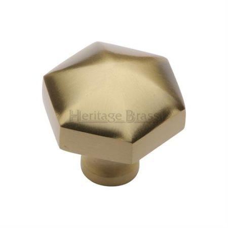 Heritage Brass Cabinet Knob C2238 Satin Brass