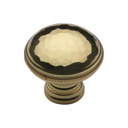 Heritage Brass Cabinet Knob C4545 Polished Brass