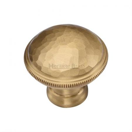 Heritage Brass Cabinet Knob C4545 Satin Brass