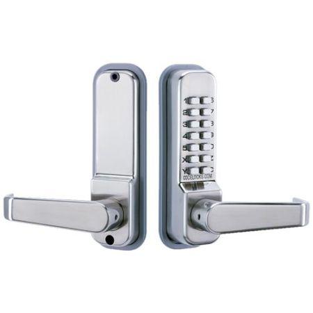 CODELOCKS CL415 Digital Lock With Tubular Latch