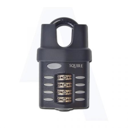 Squire CP40CS Closed Shackle Combination Padlock
