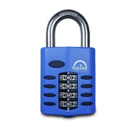 SQUIRE CP40S All-Weather Combination Padlock