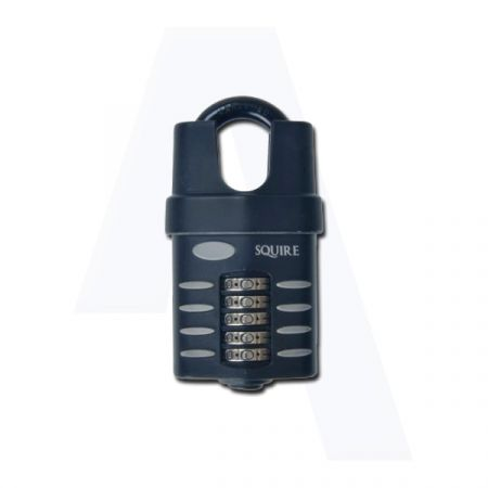 Squire CP60CS Closed Shackle Combination Padlock