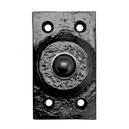 Foxcote Foundries Rectangular Bell Push FF33