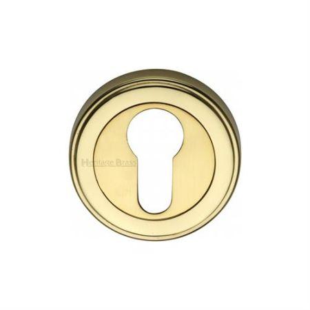 Heritage Brass 53mm Euro Profile Escutcheon ERD7020