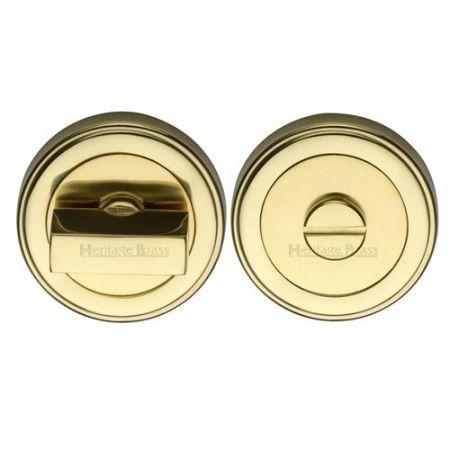 Heritage Brass 53mm Bathroom Thumbturn and Release ERD7030
