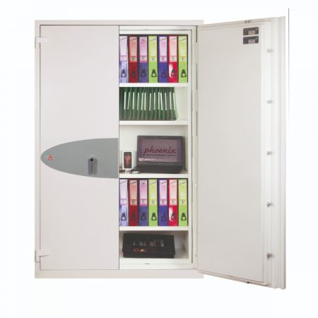 Phoenix Fire Commander Pro FS1923E Size 3 S2 Security Fire Safe with Electronic Lock