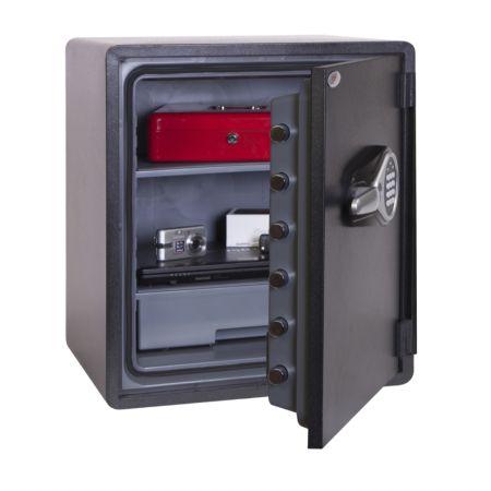 Phoenix Titan Aqua FS1293E Size 3 Water, Fire & Security Safe with Electronic Lock