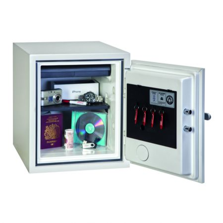 Phoenix Titan FS1282E Size 2 Fire & Security Safe with Electronic Lock.