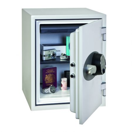 Phoenix Titan FS1283F Size 3 Fire & Security Safe with Fingerprint Lock