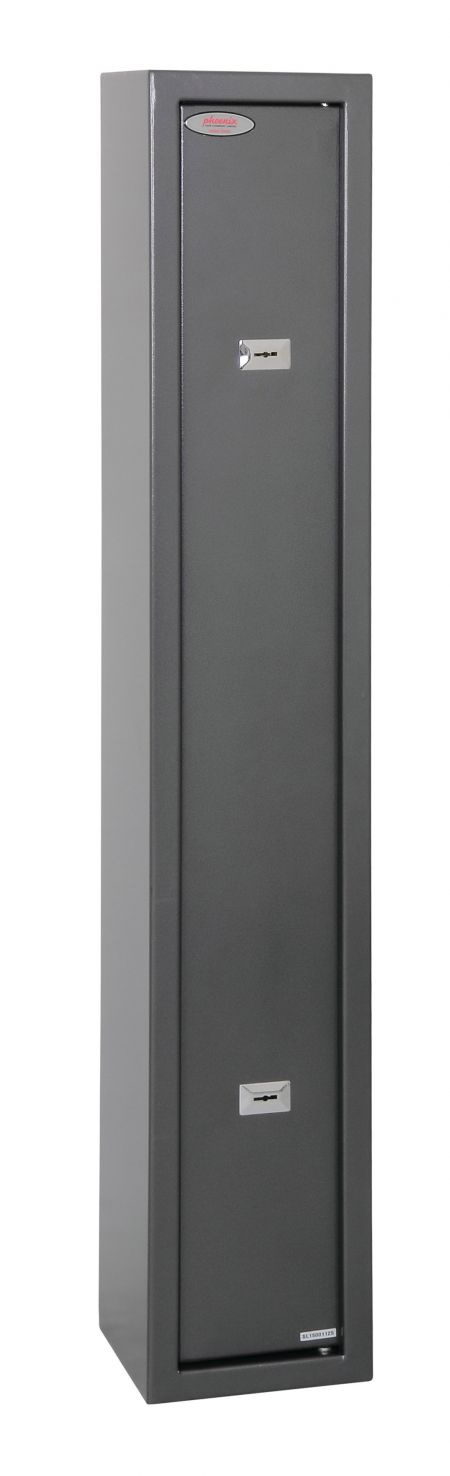 Phoenix Lacerta GS8000K 1 Gun Safe with 2 Key Locks