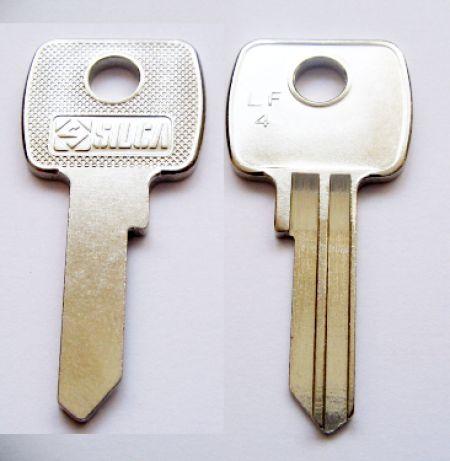 Henderson Garage Key
