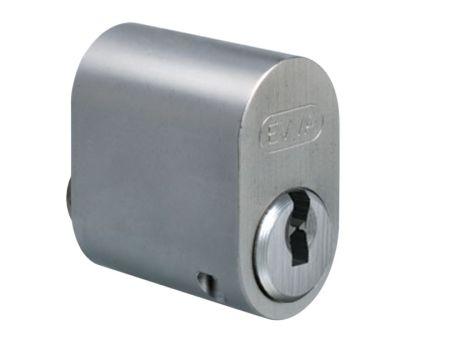 Evva ICS Scandinavian Oval Cylinder - Outer Cylinder Only