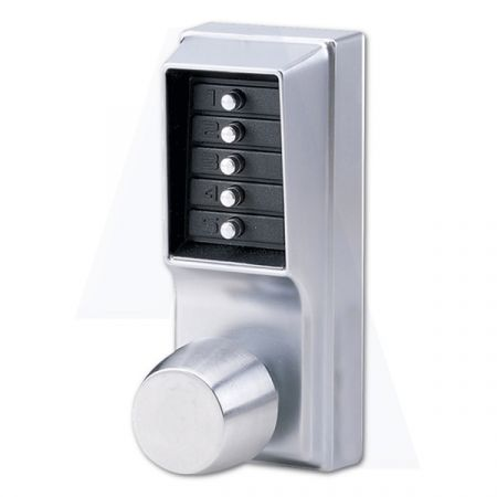 KABA Simplex 1000 Series 1011 Knob Operated Digital Lock