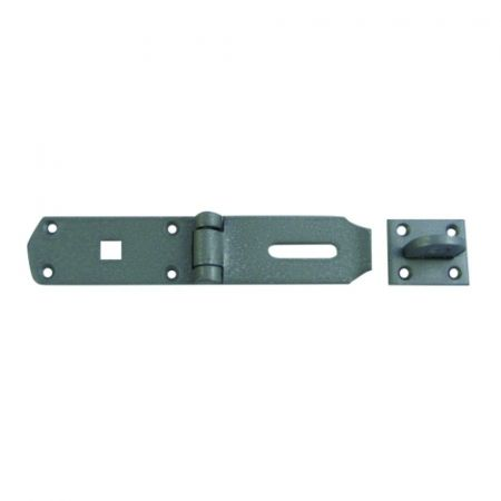 HORLYN & CO HD010 Galvanised Concealed Fixing Hasp & Staple