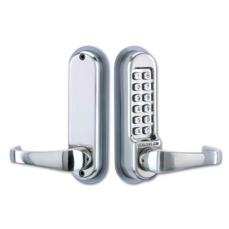 CODELOCKS CL500 Series Digital Lock With Tubular Latch