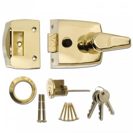 ERA 1630 & 1650 Non-Deadlocking Nightlatch