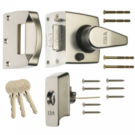 ERA 1530 BS8621:2004 Auto Deadlocking Escape Nightlatch