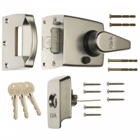 ERA 1730 BS8621:2004 Auto Deadlocking Escape Nightlatch