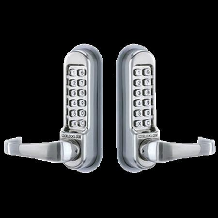 CODELOCKS CL510BB Series Back To Back Digital Lock
