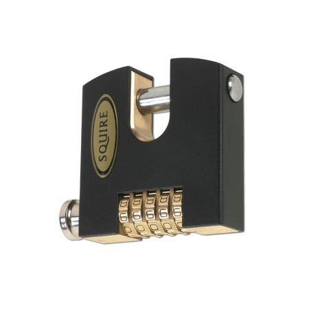 Squire SHCB75 Security Combination Close Shackle Padlock