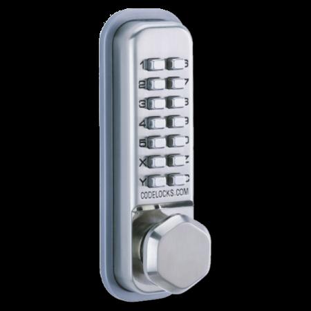 CODELOCKS CL255 Digital Lock With Optional Holdback