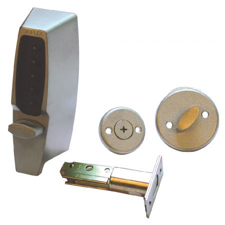 KABA 7100 Series 7102 Digital Lock Mortice Deadbolt 70mm Backset